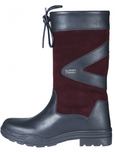 HORKA outdoor boots Greenwich short unisex bordeaux/blue