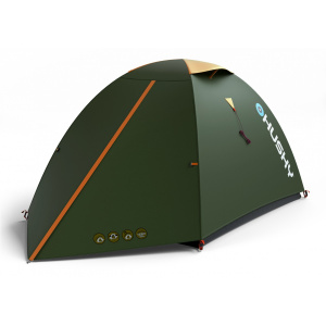 Husky dome tent Bizam Classic 290 cm 2-persons green