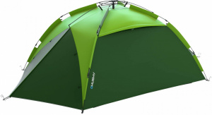 Husky tent Beasy 4-persoons polyester 350 x 250 cm groen