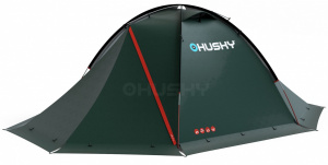 Husky tent Falcon polyester 220 x 340 cm green 2-persons