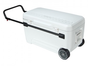 Igloo cool box Glide 110Roller passive 104 litres white