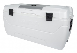 Igloo cooler Maxcold 165passive 156 litres white