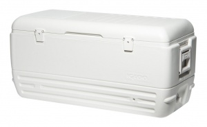 Igloo cool box Quick & Cool 150passive 142 litres white