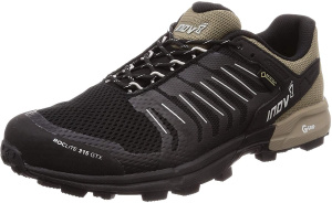 Inov-8 trail running shoes Roclite 315 men's mesh black