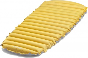 Intex airbed single Cot Size Camp yellow 183 x 76 x 10 cm
