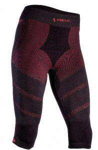 Iron-IC sportlegging Performance dames rood polyamide