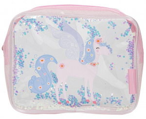 Little Lovely toilettas meisjes 1,5 liter PVC roze