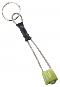 Munkees stopper climbing green steel 10,5 cm