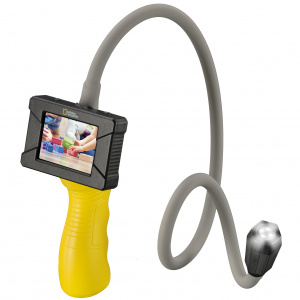 National Geographic endoscope junior 86 cm rubber grijs 2-delig