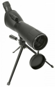 National Geographic spotting-scope 35 cm staal zwart