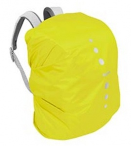 Playshoes raincover polyester backpack 30-55 litres yellow size L