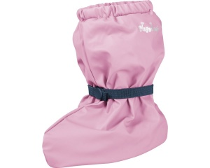 Playshoes rain shoes with fleece lining junior light pink