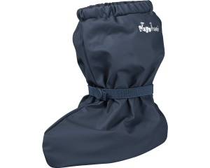 Playshoes rain shoes with fleece lining junior navy