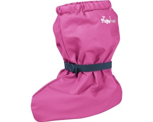 Playshoes rain shoes with fleece lining junior pink