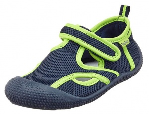 Playshoes waterschoenen Aqua UV-werend junior navy/groen