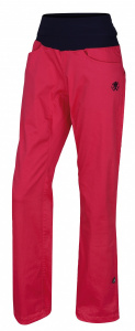 Rafiki climbing pants Etnia II ladies polyester red