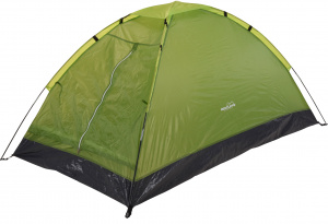 Redcliffs 2 person tent green 200 x 120 x 100 cm