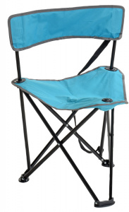 Redcliffs campingstoel 90x40 cm RVS turquoise