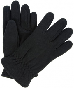 Regatta gloves Kingsdale men's polyester black