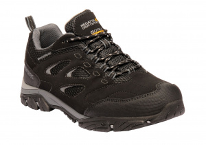 Regatta low hiking boots Holcombe IEP men's black/ grey