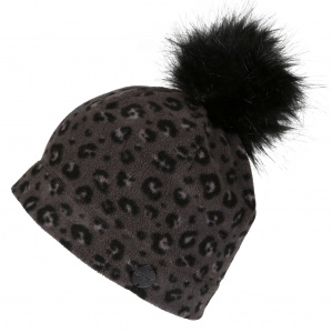 Regatta azni ladies hat polyester grey/black