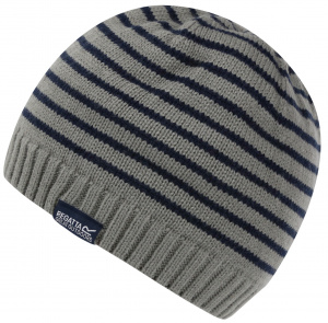 Regatta hat Tarley junior polyester grey/black