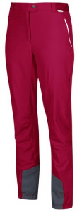 Regatta outdoor pants Mountain III ladies polyamide red