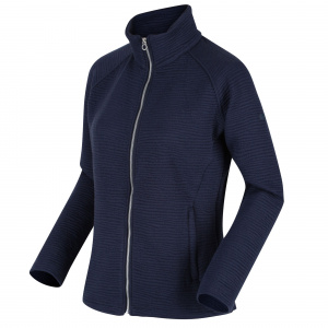 Regatta outdoor jacket Sadiya ladies polyester/cotton navy