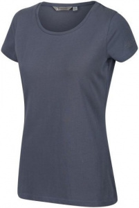 Regatta T-shirt Carlie ladies cotton grey