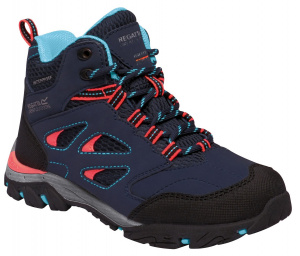Regatta hiking boot Holcombe junior navy blue