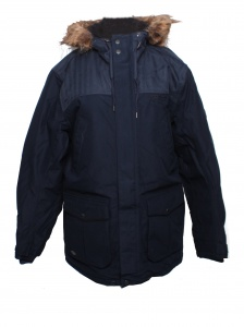 Regatta Aldrich winterjas navy heren