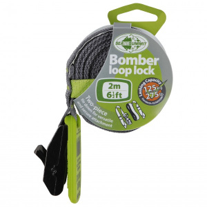 Sea to Summit bomber tread lock tensioner 2 meters 125 kg lime