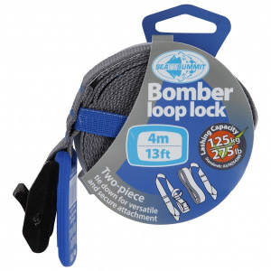 Sea to Summit bomber tread lock tensioner 4 meters 125 kg blue