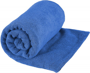 Sea to Summit serviette Tek Towel120 x 60 cm bleu cobalt