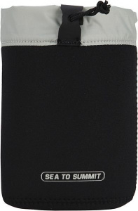 Sea to Summit storage pouch Pouch OvalM neoprene black/grey