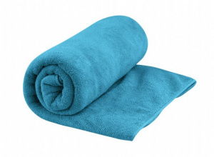 Sea to Summit serviette Tek Towel 120 x 60 cm microfibre bleue