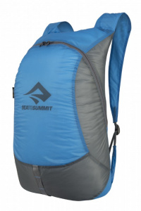 Sea to Summit Ultra-Sil Day pack opvouwbare rugzak 20 liter blauw