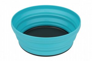 Sea to Summit X-Bowl campingkom 650 ml blauw