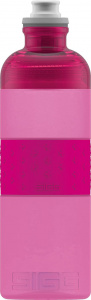 Sigg drinking bottle 0Hero.6 litres 7.3 cm polypropylene pink