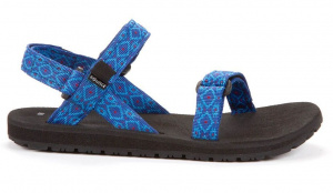 Source sandalen classic dames EVA/polyester donkerblauw