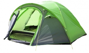 Summit Pinnacle Dome 4-person tent 270 x 210 x 140 cm green
