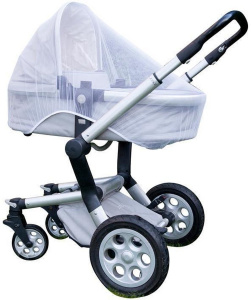 TOM mosquito net for pushchair 90 x 140 cm