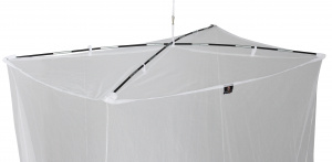 TravelSafe mosquito net Cube1-2 persons polyester/mesh white