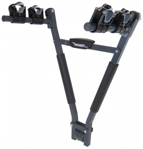 Twinny Load Bike carrier Easy 2 bicycle black