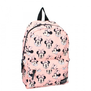 Vadobag backpack Minnie Mouse 10 liter girls polyester pink