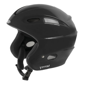 Ventura ski helmet Racing Star II Kids junior black size 48-54 cm