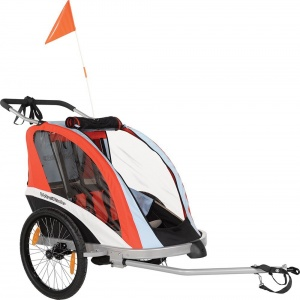 WeeRide Go S 20 pouces Junior Orange