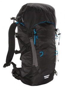 XD Collection backpack Explorer 65 x 17 x 27 cm PE zwart 40L