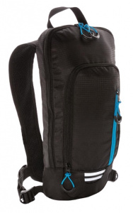 XD Collection backpack Explorer small PE zwart 7L