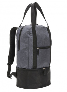 XD Collection refrigerated backpack 20 litres polyester/EVA grey/black